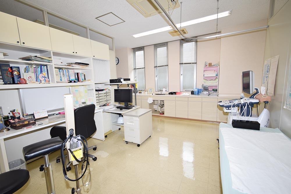 第一診察室です