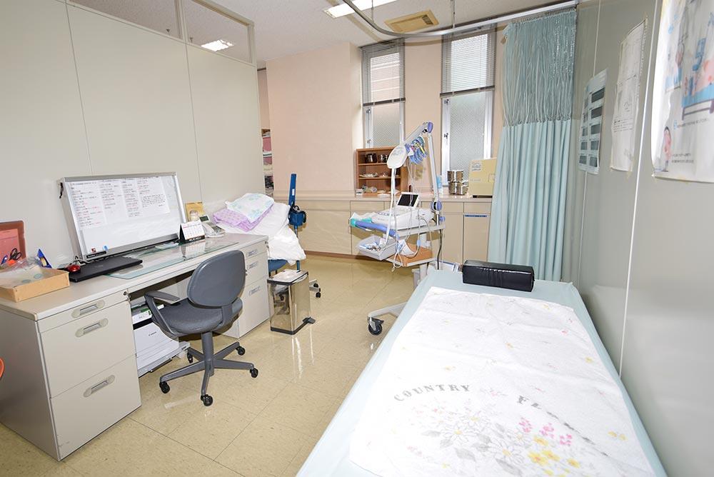 第二診察室です