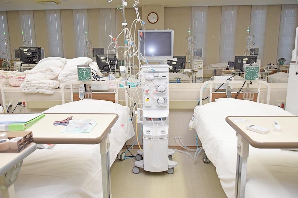 当院の透析装置